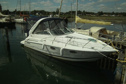 Hire Motorboat DORAL Monticello 28 Silkeborg