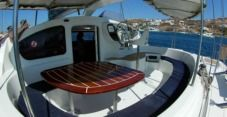 Fountaine Pajot Belize 43 in Mykonos
