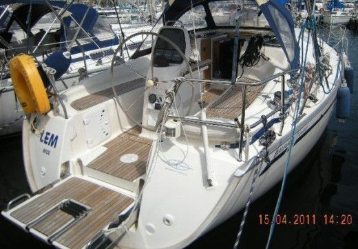 BAVARIA 31 CRUISER in Bormes-les-Mimosas for hire