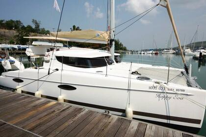 Hire Catamaran FOUNTAINE PAJOT MAHE 36 Phuket