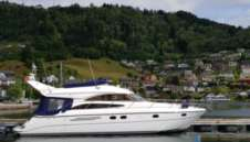 Princess 50 in Bergen for rental
