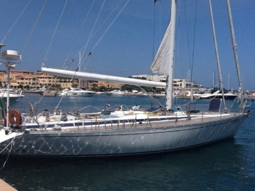 GRAND Soleil 52 in Porto Cervo OT peer-to-peer