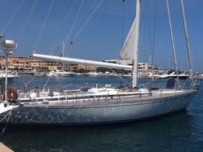 Rental Sailboat Del Pardo Grand Soleil 52 Porto Cervo