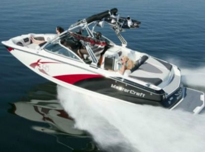 Charter Motorboat Mastercraft X35 South Lake Tahoe