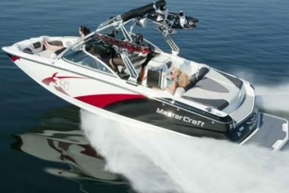 Hire Motorboat MASTERCRAFT X35 South Lake Tahoe
