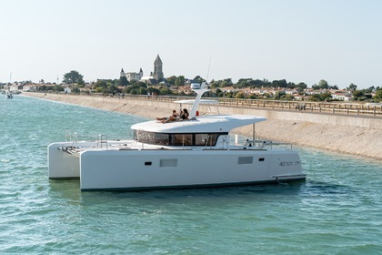 Location Catamaran LAGOON MY40 Cannes