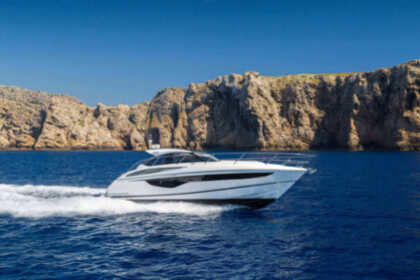 Rental Motorboat Princess V40 Porto Badino