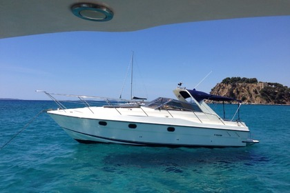 Rental Motorboat FAIRLINE TARGA 33 La Londe-les-Maures