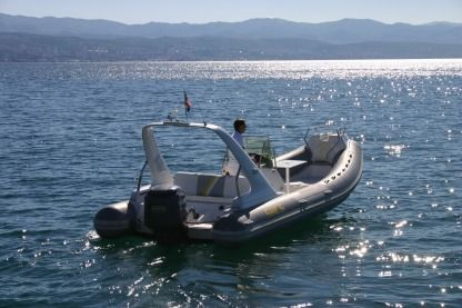 Rental Motorboat Sacs Ghost 6.90 6.90 Ičići