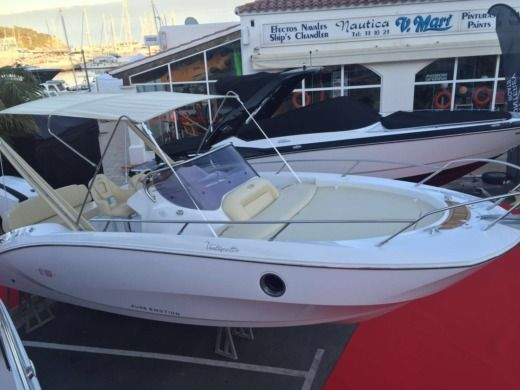 SESSA MARINE Key Largo 24 in Ibiza for hire
