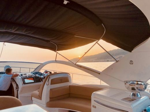 Motorboat Fairline Targa 52 Gt