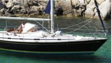 Franchini Sloop 41 S in Ajaccio for hire