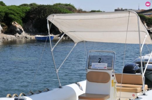 Charter rIB in Stintino peer-to-peer