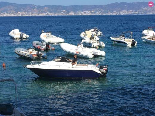 Noleggio Barca a motore Ranieri Atlantis 600 (2014 ...