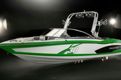 Hire Motorboat Mastercraft X30 Peoria
