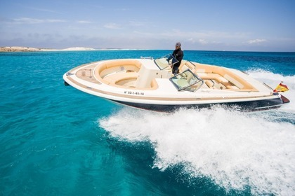 Charter Motorboat Chris Craft 28 Ibiza