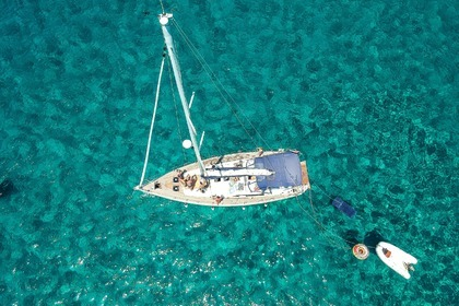Rental Sailboat Dufour yacht 450 grand large Ponza
