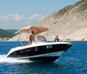 Motorboat Sessa Marine 20