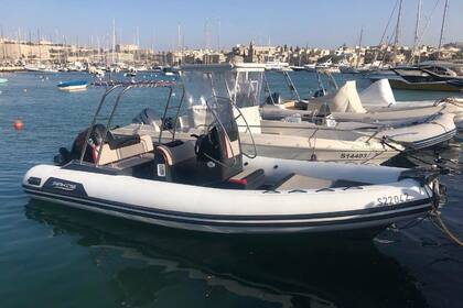 Hire RIB Arkos 21ft Gzira