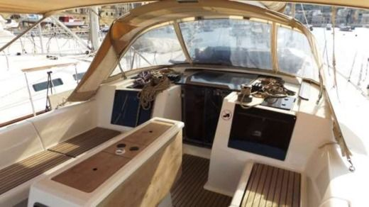 Sailboat Dufour 410 Grand Large for rental