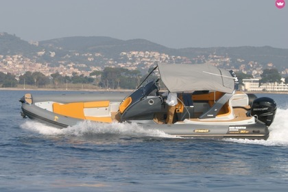 Location Semi-rigide ITALBOATS STINGHER 30 GT Hyères
