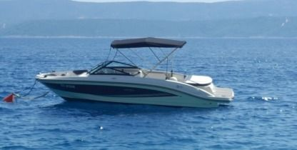 Rental Motorboat Sea Ray 210 Spx Omiš
