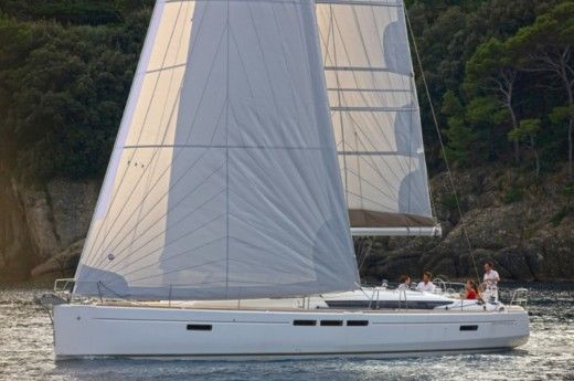Sailboat Jeanneau Sun Odyssey 519 for rental