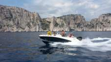Charter Motorboat Quicksilver 675 Activ 200 Ch Marseille