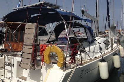 Rental Sailboat BENETEAU OCEANIS 40 Laurium