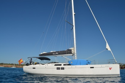 Rental Sailboat HANSE 505 Ibiza