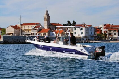 Hire Motorboat Olympic 580cc Šibenik