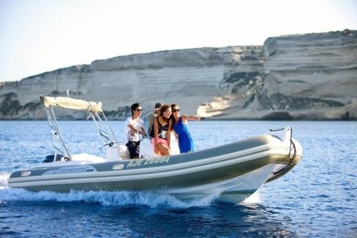 Charter rIB in Ibiza, Balearic Islands peer-to-peer
