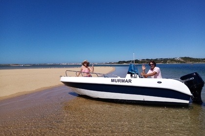 Hire Motorboat Aquamar Speed Alvor