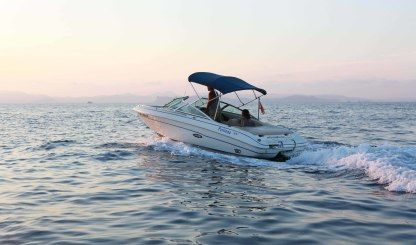 Charter Motorboat Sea Ray 190Br Formentera
