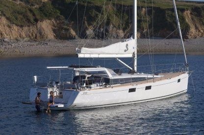 Rental Sailboat Beneteau Sense 51 Ajaccio