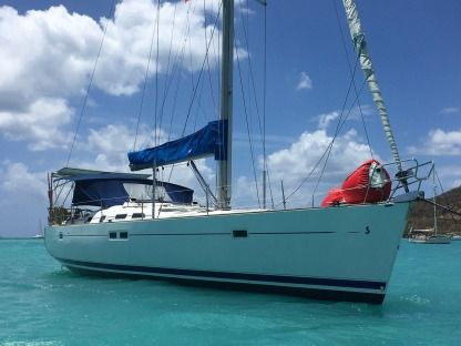 Rental Sailboat Beneteau Oceanis Clipper 473 Basse Terre