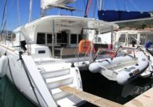 Location Catamaran Lagoon 450 Ajaccio