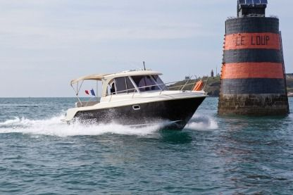 Rental Motorboat Guy Marine Evada 7.4 St-Malo