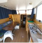Houseboat Ncf First da noleggiare