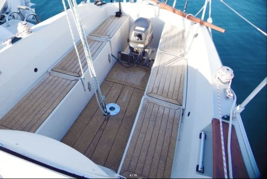 Sailboat Etap Yachting 22 for hire