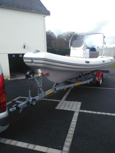 Location Semi-rigide Valiant 630 Limitedition Concarneau