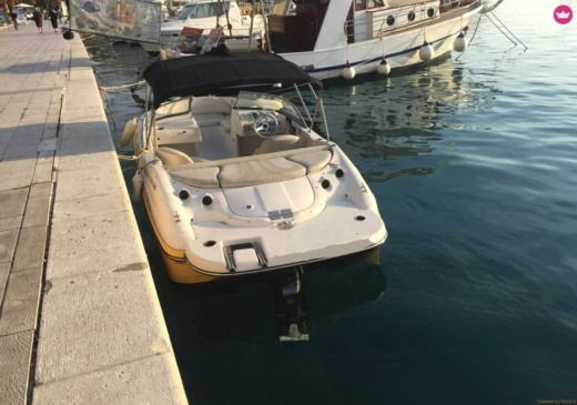 Motorboat Starcraft Vectra 195 for hire