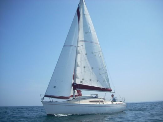 Beneteau First 24 a Auray tra privati