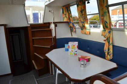 Charter Houseboat Les Canalous TARPON 37 (Colombiers) Colombiers