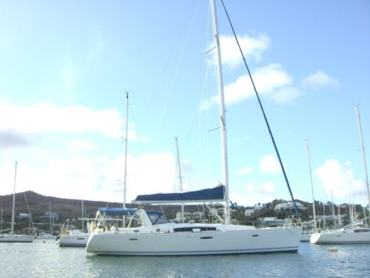 Sailboat BENETEAU Oceanis Family 50 for hire