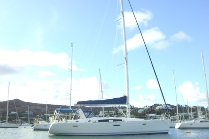 Rental Sailboat BENETEAU OCEANIS 48 Saint-Georges