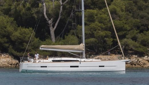 Charter Sailboat Dufour 460 Grand' Large Rogoznica