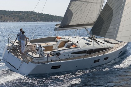 Rental Sailboat JEANNEAU 54 Athens