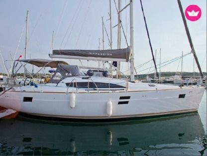 Rental Sailboat Elan Elan 45 Impression Šibenik
