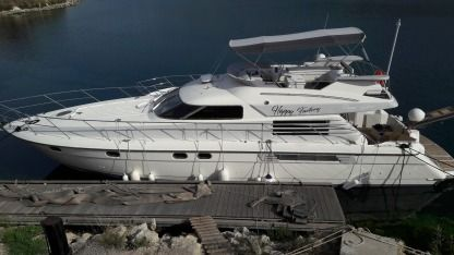 Rental Motorboat Fairline Squadron 59 - Happy Factory Stobreč